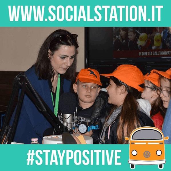 Radio Social Station Innovation village