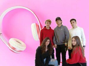 Red. PinkFive Liceo Carlo Urbani