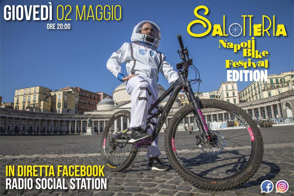 "Salotteria_""Napoli Bike Festival 2019"" Edition"