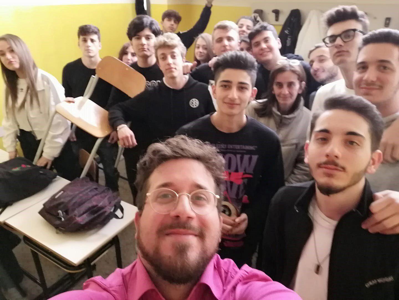Redazioni AS 18/19 Liceo Carlo Urbani