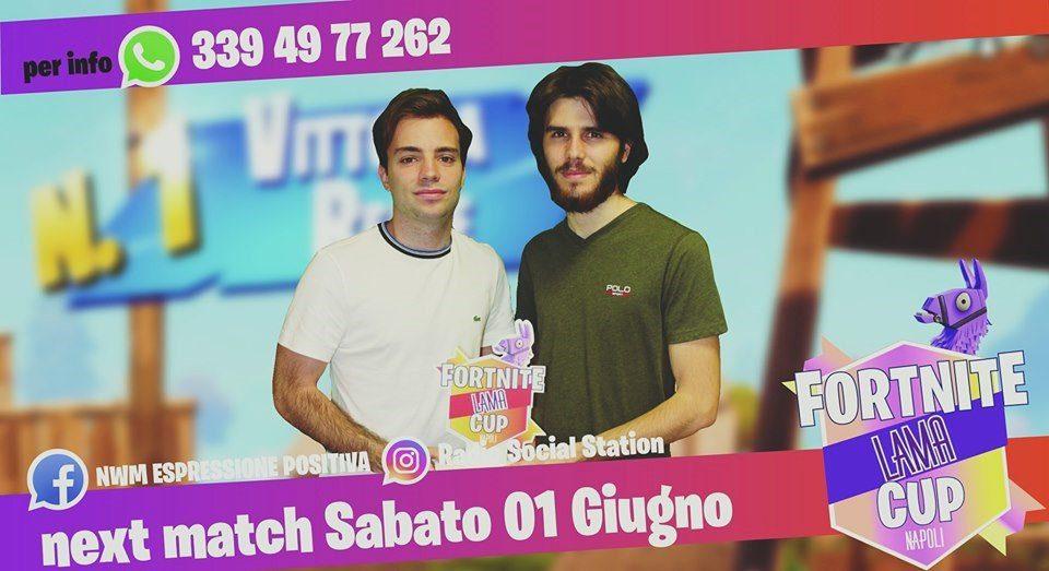 Team Gabriele & Fernando