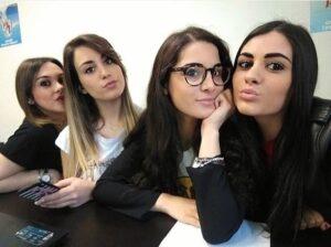 Beautiful Girls, Red. Galileo Galilei