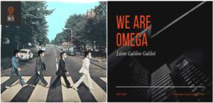 Red. Omega, Liceo Galileo Galilei