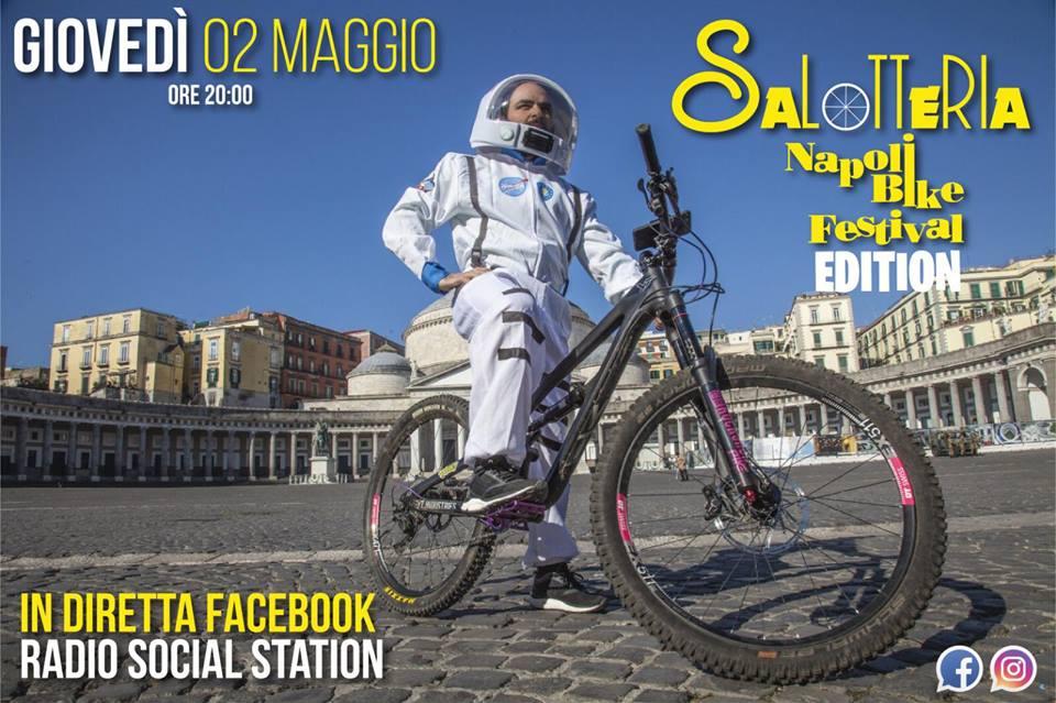 """Salotteria_""""Napoli Bike Festival 2019"""" Edition"""