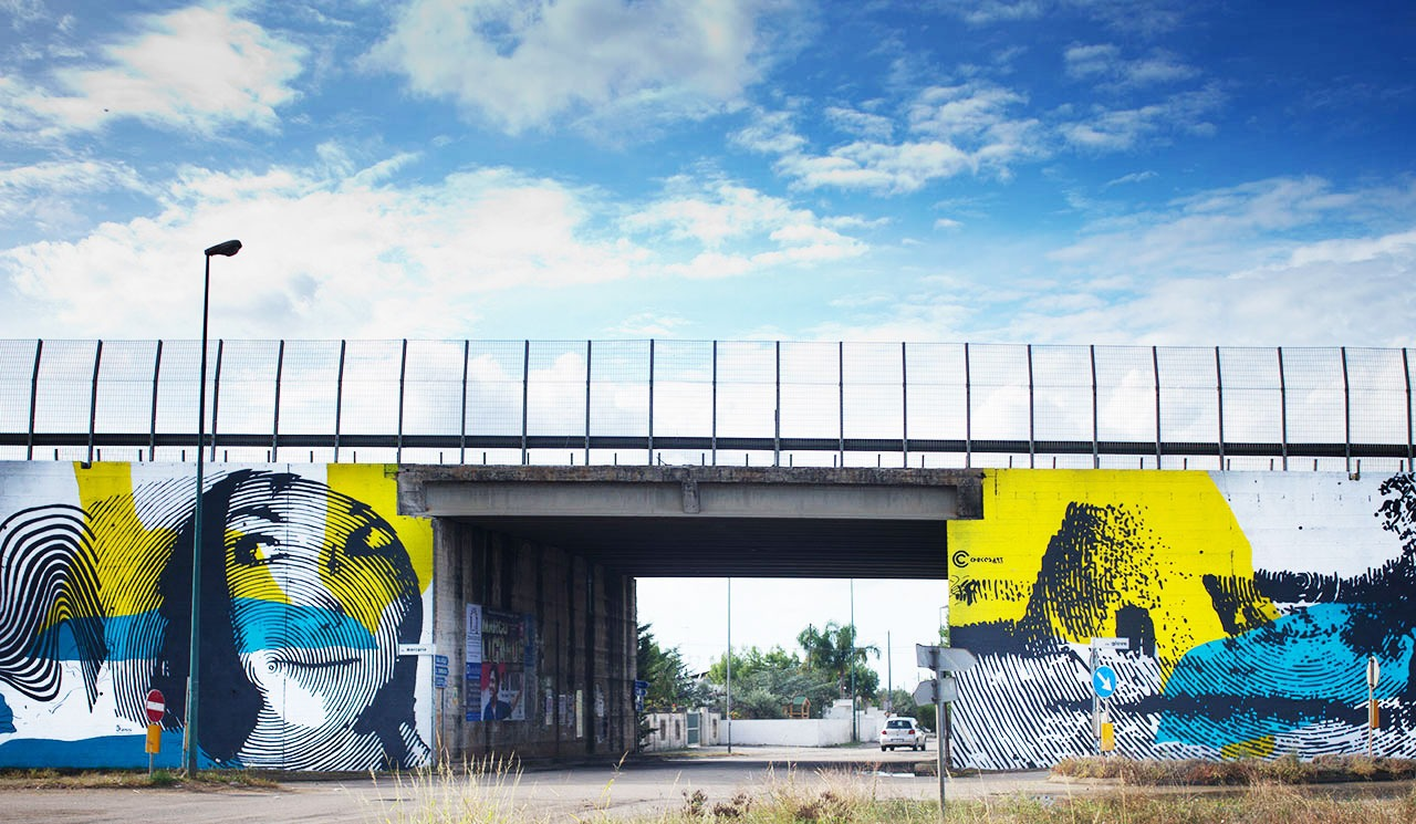 La street art in Puglia diventa legge