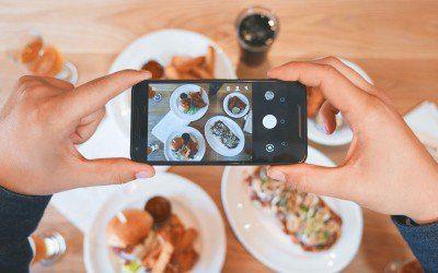 Come fare foto Instagrammabili |Per veri Foodlovers