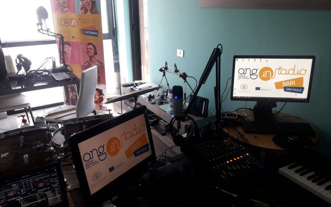Come costruire una Radio| I giovani di Bari San Paolo
