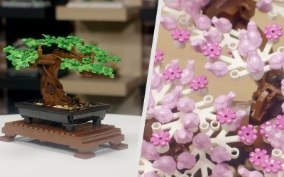 LEGO® Botanica: ditelo con i fiori…di mattoncini!