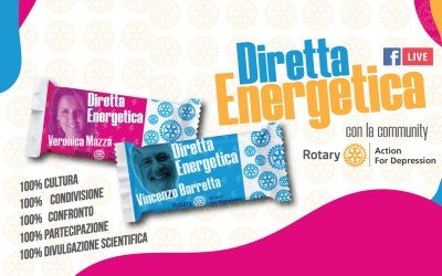 Rotary Action for Depression| Dirette energetiche