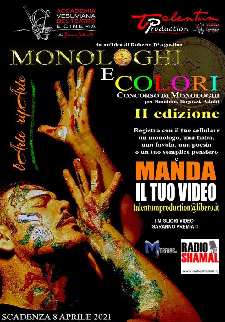 Monologhi e colori II