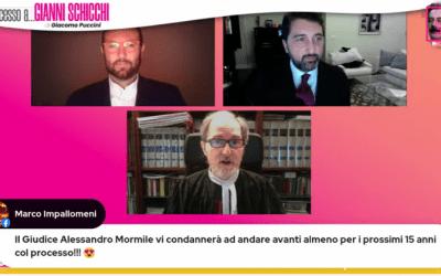 Processo a…Gianni Schicchi |La Sentenza
