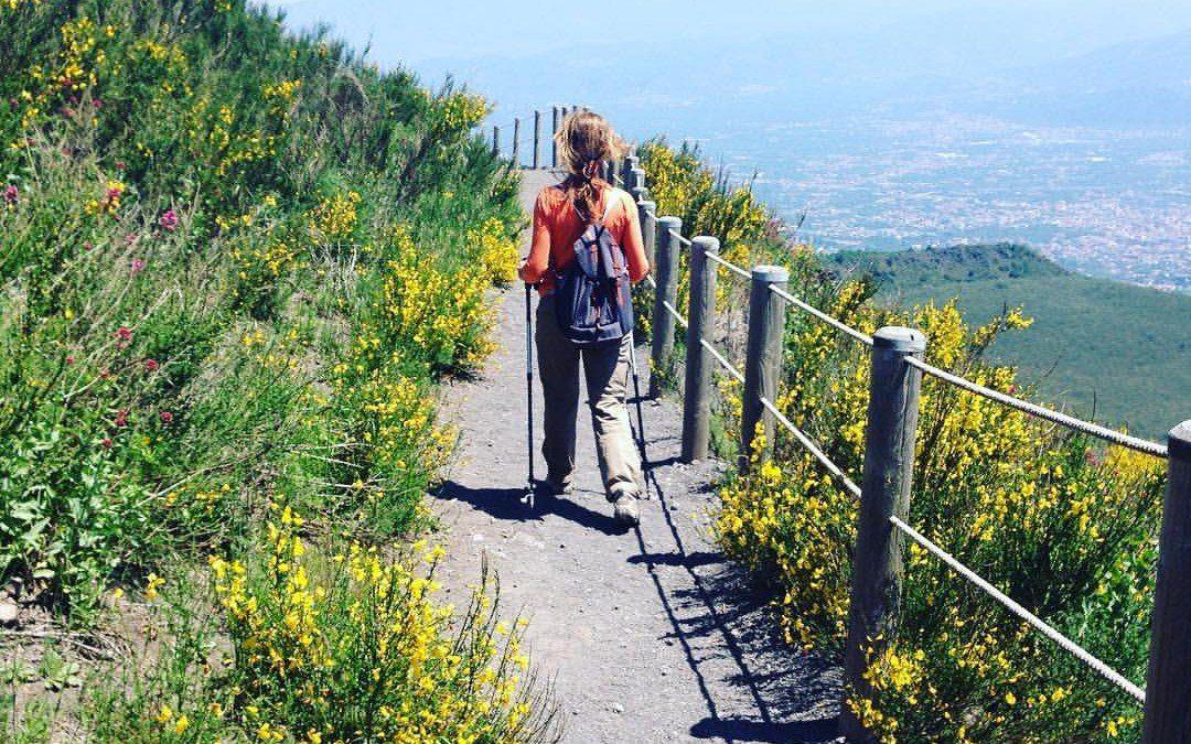 Vesuvio Natura da esplorare | Impara ad amare la natura con Giulia Pugliese