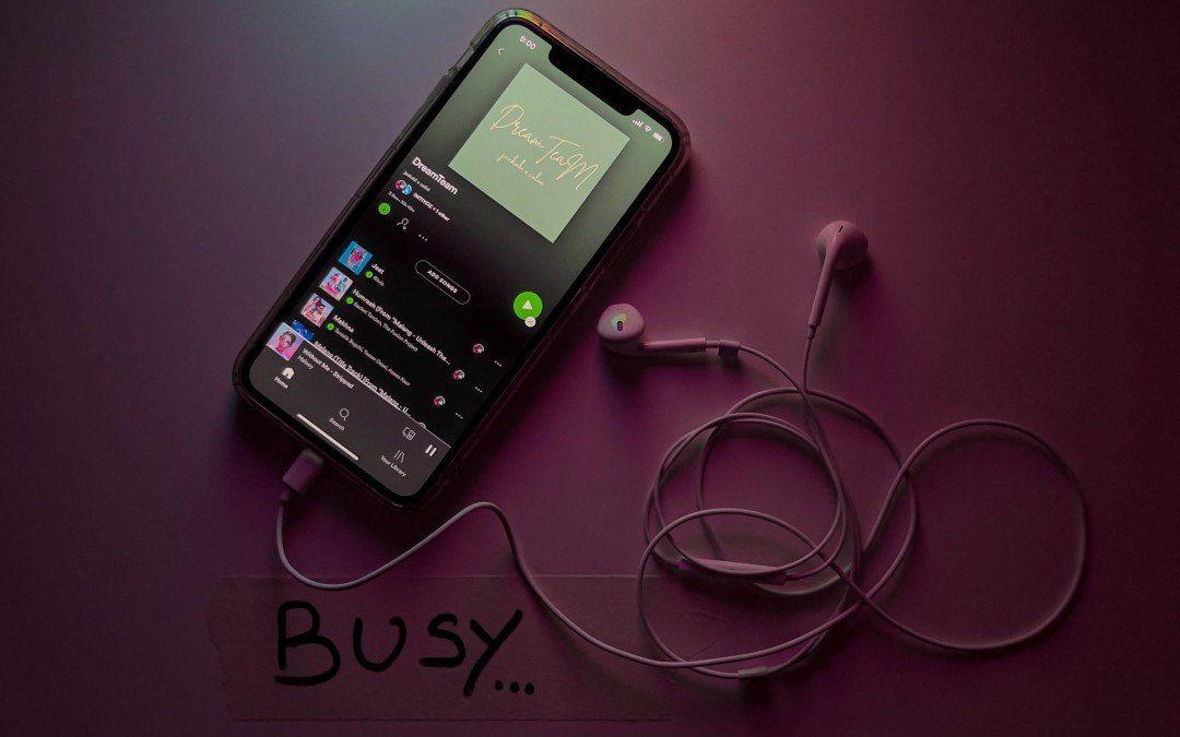 Blend  La nuova funzione di Spotify